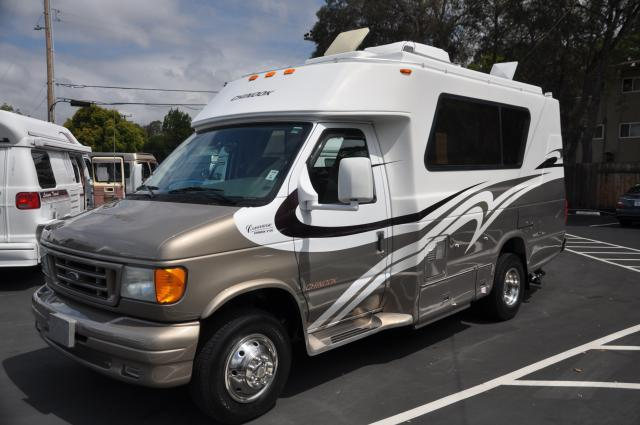 used Chinook motorhome for sale