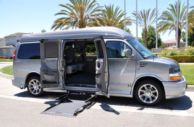 7cc5e95d4d Mobility & Wheelchair Vans - Classic Vans