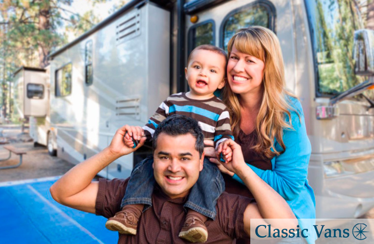 family campervan travel guide
